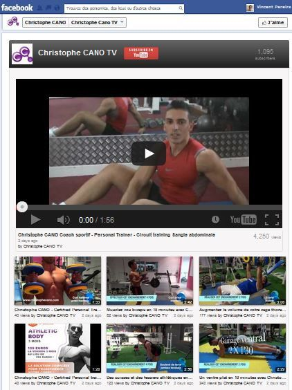 Conseil vidéo coach musculation