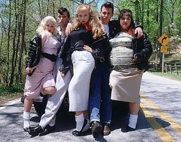 cry baby cast