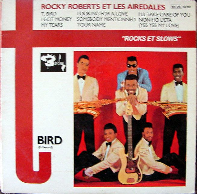 Rocker Roberts The T Bird Let Them Talk
