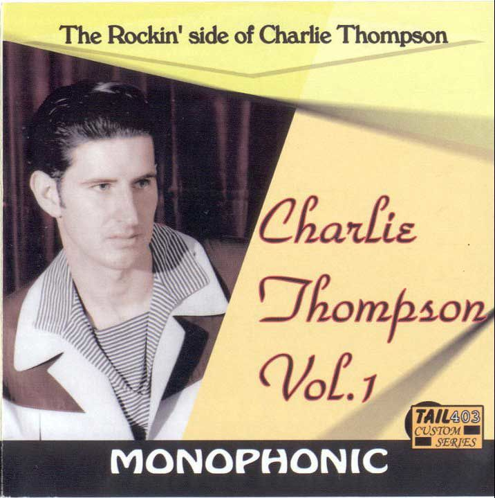 Charlie Thompson Net Worth