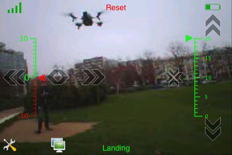 ARDrone-iPhone