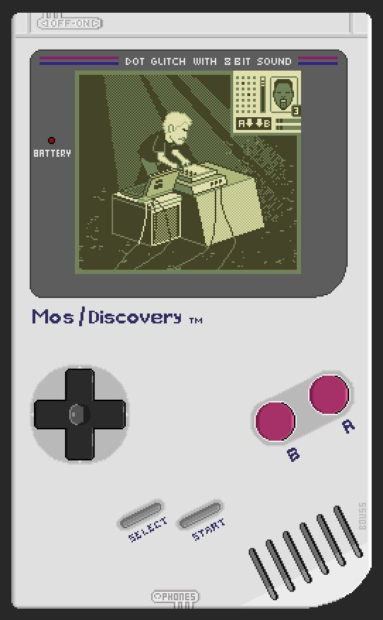 The-Algorithm-Game-Boy