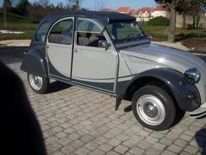 citroen 2cv charleston occasion