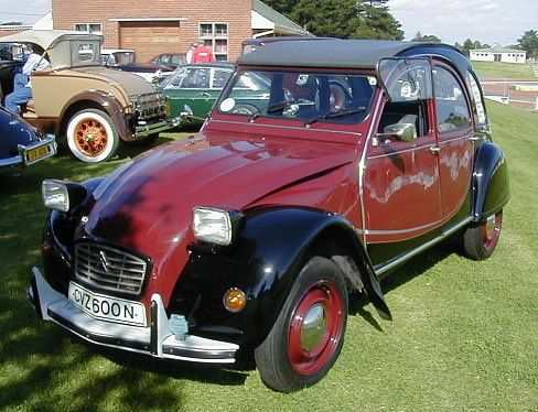 citro n 2cv charleston la 2cv succ s le site passioncitro. Black Bedroom Furniture Sets. Home Design Ideas