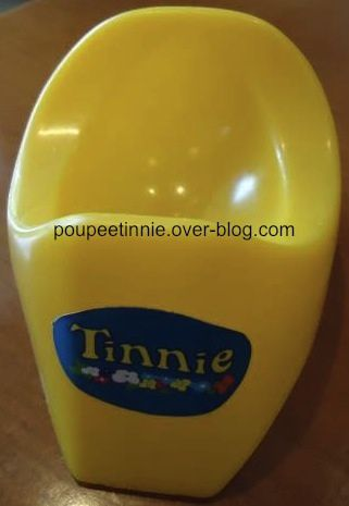 Pot Tinnie jaune