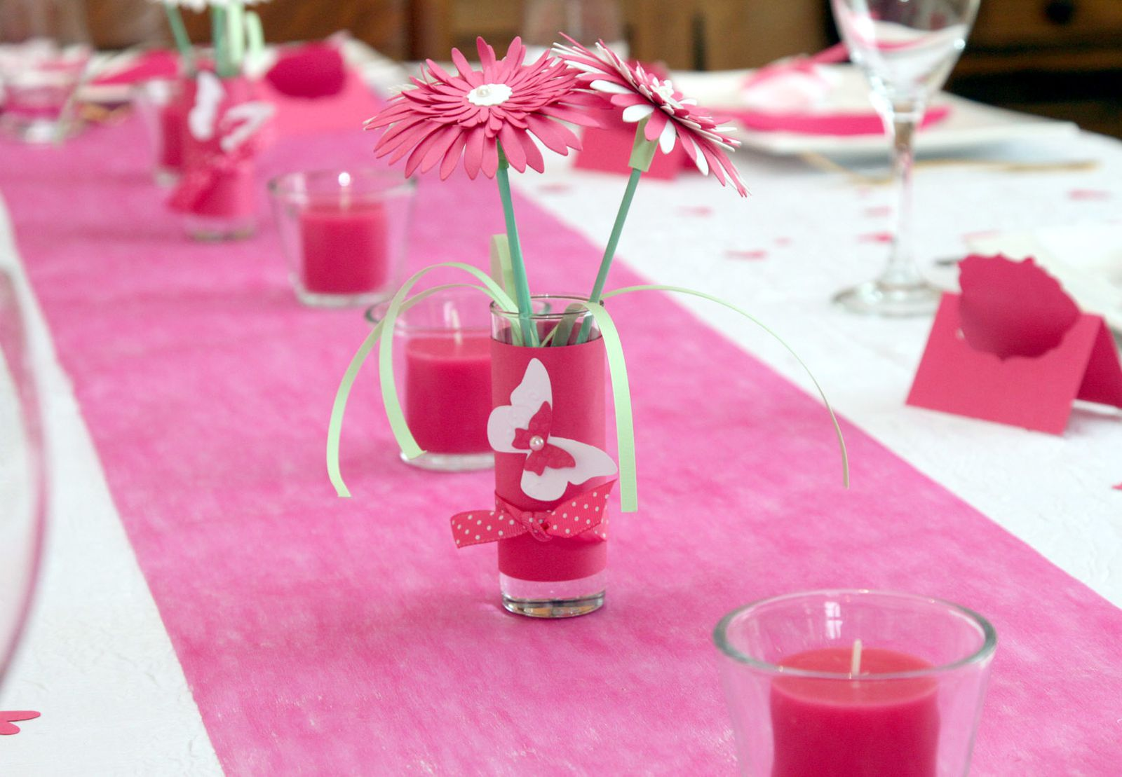 Album Deco De Table Le Blog De Vanou