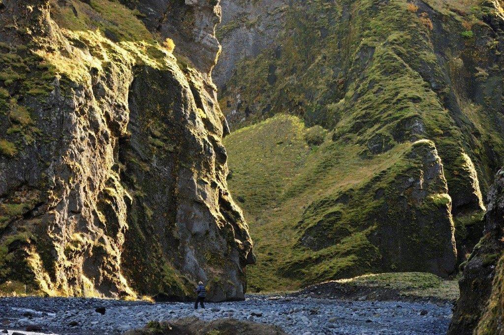 La vallée de 03/08: Þorsmörk et la rivière Krossa, 2012/