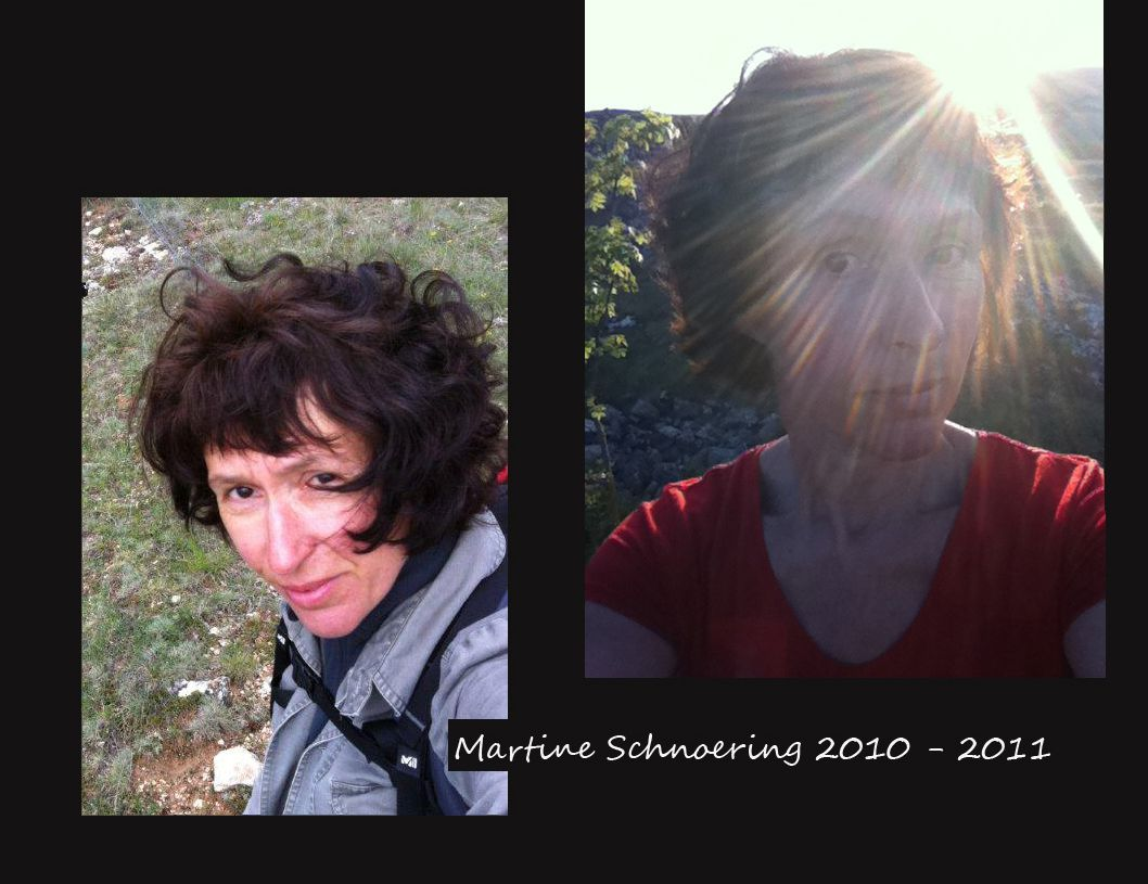 Portraits au cours de vadrouilles photographiques dans les Vosges, le Jura, la Lozère. Autoportraits fait à l'aide de l'Iphone et quelquefois portraits réalisés par des amis.