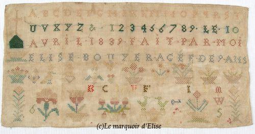Marquoir Elise 1b