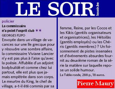 Le Soir, club