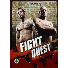 fight quest AFFICHE