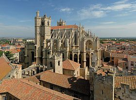 280px-Narbonne Cathedrale Saint Just et Saint Pasteur