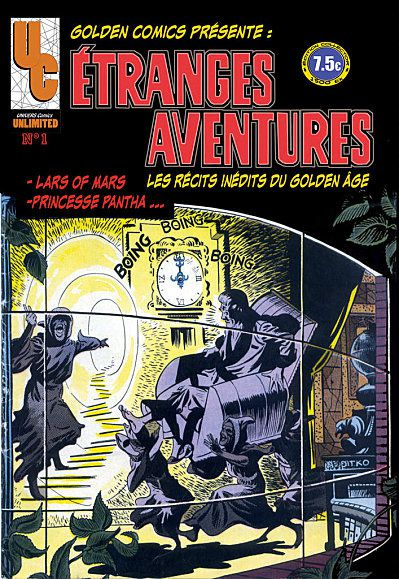 Tags : Fred Treglia, bd, comics, Arédit Artima, comics pocket, Etranges Aventures, Univers comics, Princesse Pantha, Lars of Mars, Marvel, DC Comics, Fleuve Noir, Paypal, Limoges, petit format, comcis US