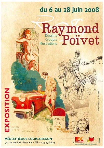 Exposition Raymond Poïvet Le Mans