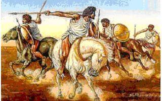 cavalerienumide