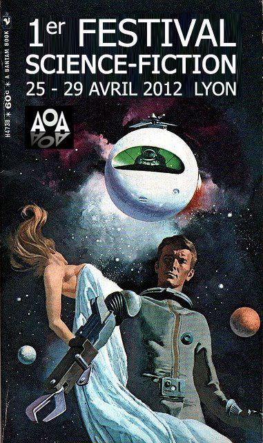 Illustration de Science-Fiction