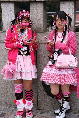 Harajuku-girls-by-Poppin-Blue-Smartie.jpg