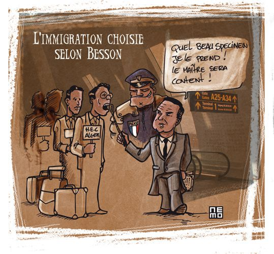 besson immigration