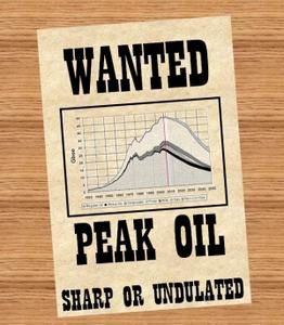 Wanted ! Peak Oil