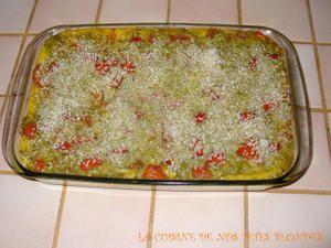 Comment donner la polenta un petit air estival la - Comment cuire la polenta ...