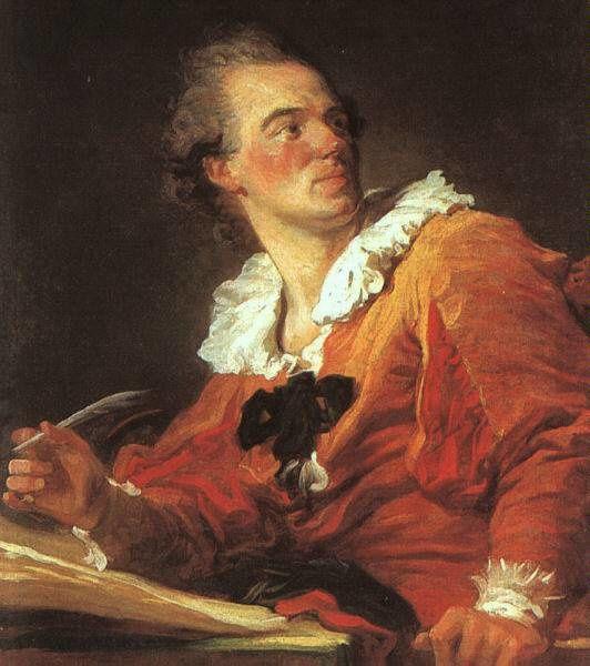 Fragonard l'inspiration