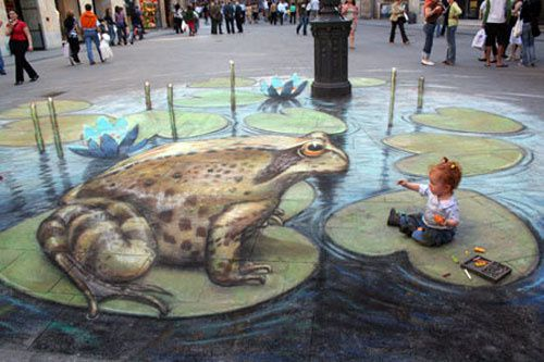 Beever Frog