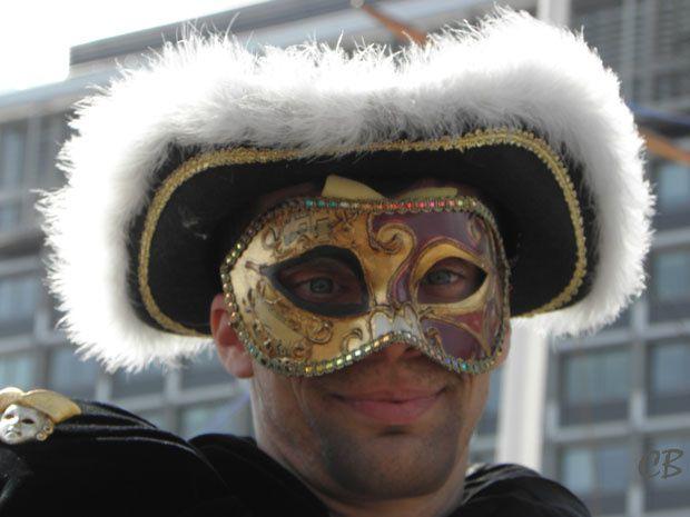 Paris carnaval vénitien