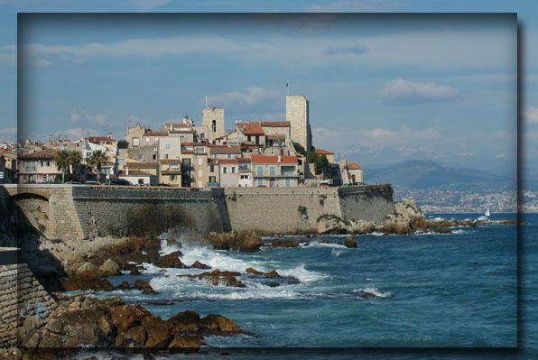 Antibes remparts