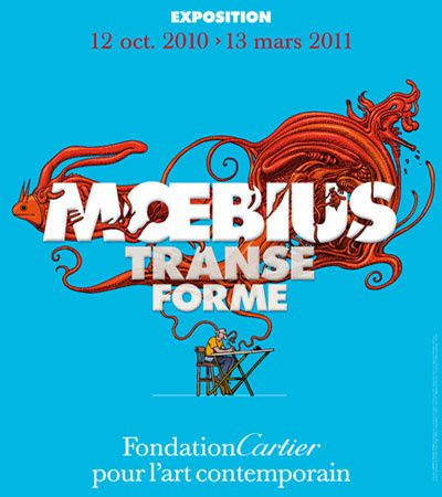 Moebius-Transe-Forme affiche exposition