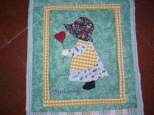 patchwork_appliqué_sue_sunbonnet
