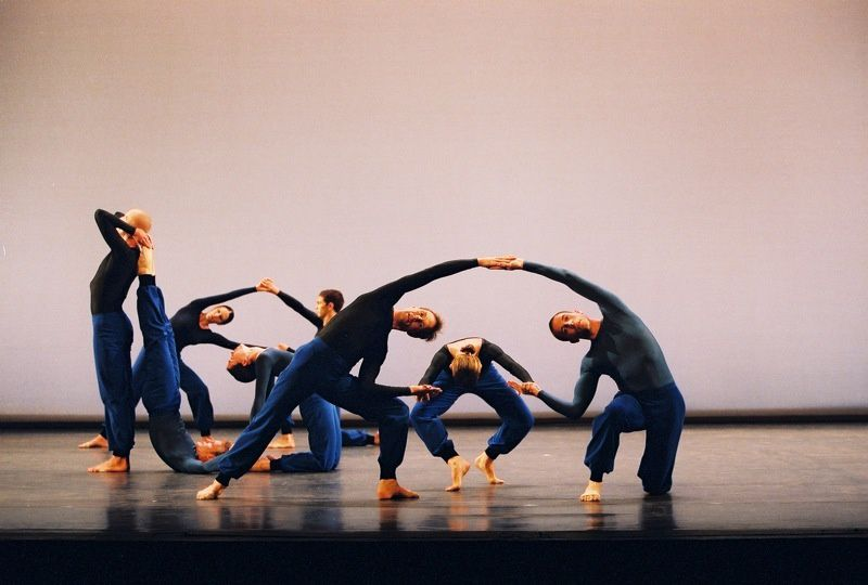 The Merce Cunningham Dance Company