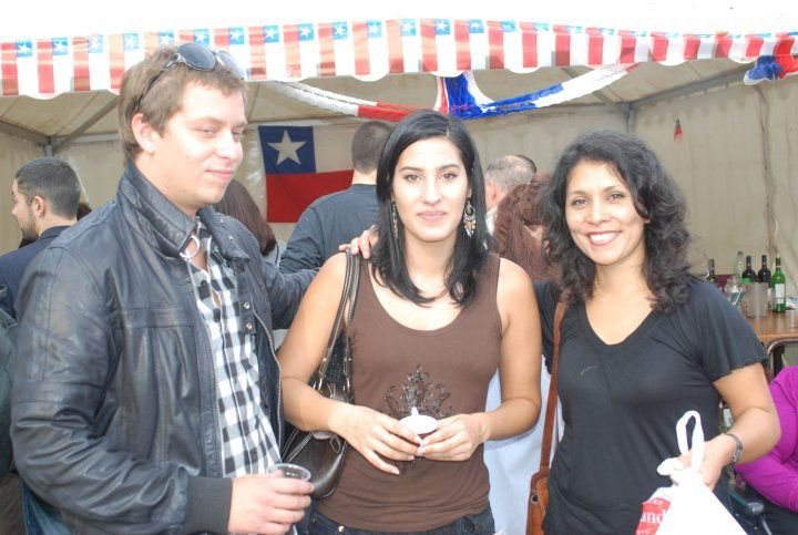 Album - Fiesta Chilena-2008 -2009-2010 + AG 2010