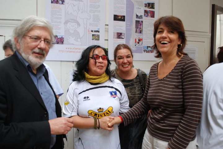 Journée organisée par l'Afaenac le 12 Juin au Foyer Grenelle de Paris