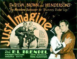 L'amour en l'an 2000 / Just Imagine (1930) David Butler