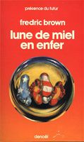 Le dernier martien / The last martian (1950) Fredric Brown