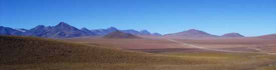 Bolivie - Altiplano