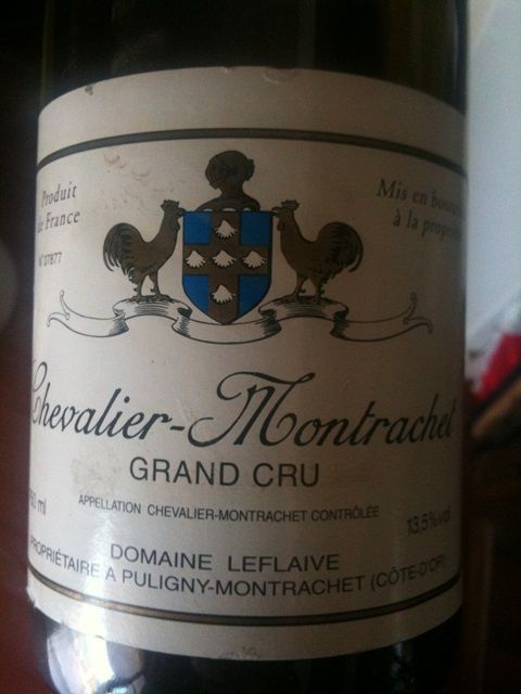 leflaive chevalier 2004