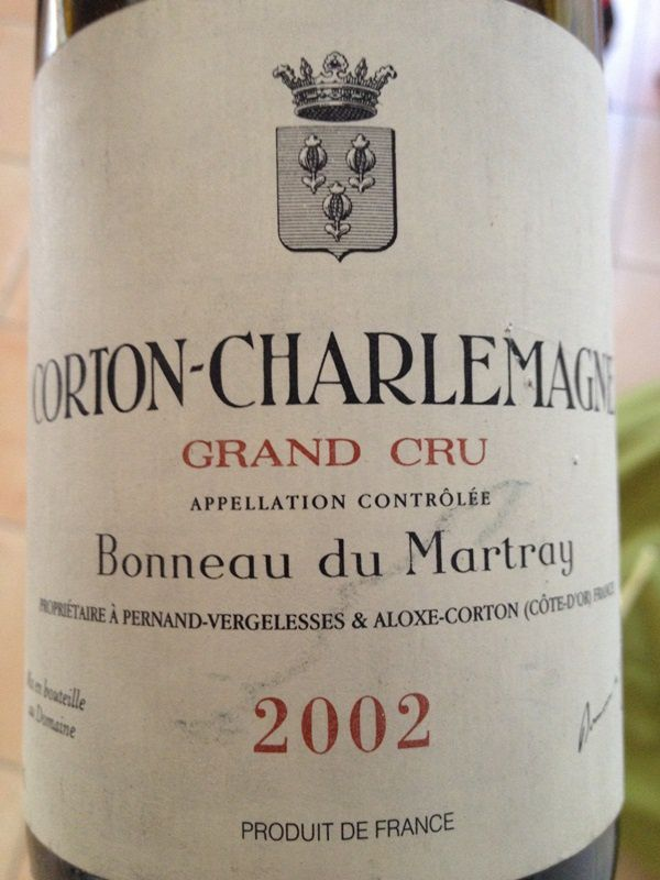 martray corton 2002