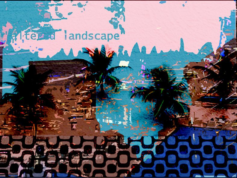 altered landscape + ecology + tabano