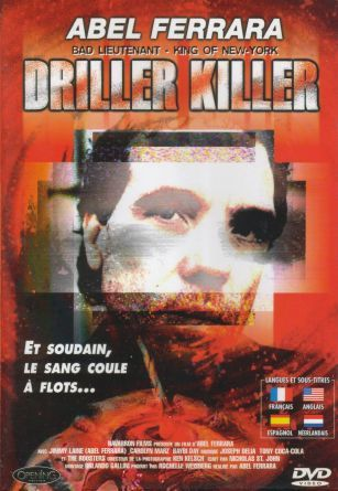 FILMS D'HORREUR 2 Driller-Killer