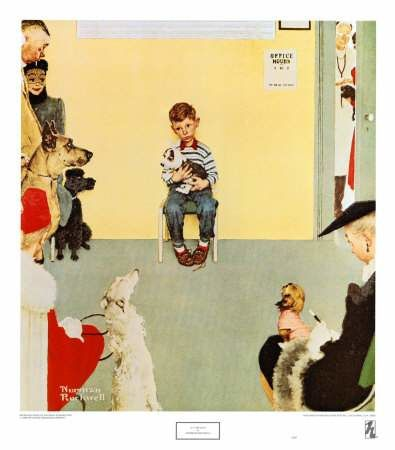 At-the-Vet-s-by-Norman-Rockwell.jpg