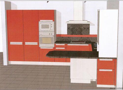 1er Devis De Cuisine Construction De Notre Maison