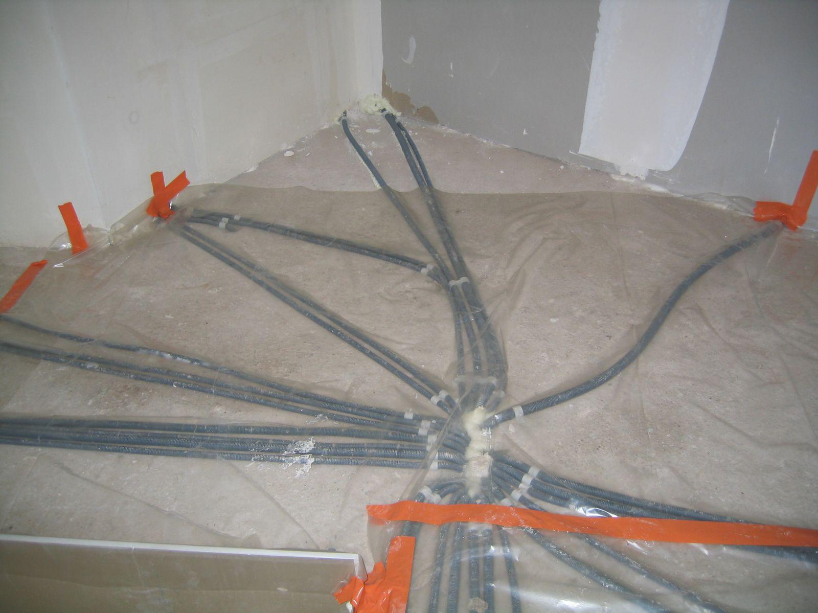 pre chape construction de notre maison. Black Bedroom Furniture Sets. Home Design Ideas