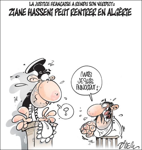 caricatures ali dilem