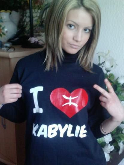 Proud to be Kabyl