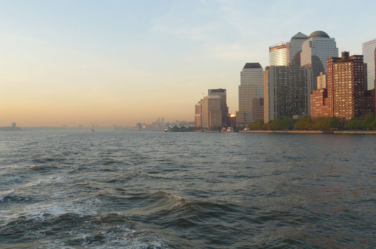 Voyage à New York mai 2009
