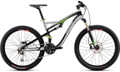 SPECIALIZED CAMBER FSR EXPERT
