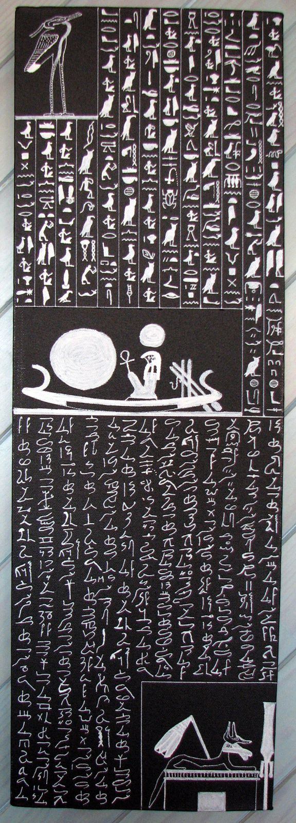 conte naufrage hieroglyphe b