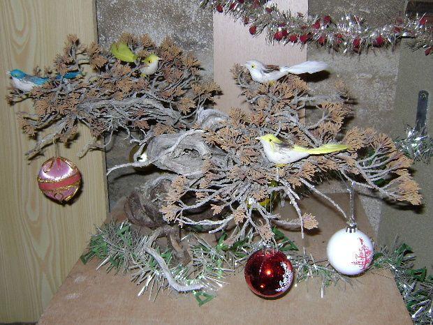 Comme chaque année pour l'entre fêtes les outils anciens sont à la fêteA la menuiserie Séguié de Montner - 10 impasse du muguet - tél 0468290163