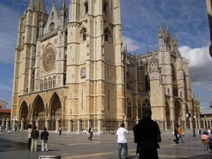 Cathédrale de Leon